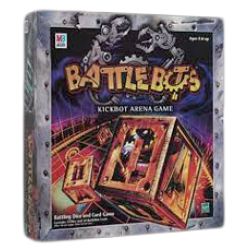 BattleBots Board Game