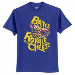 Battle Royale - Royal Blue (adult)