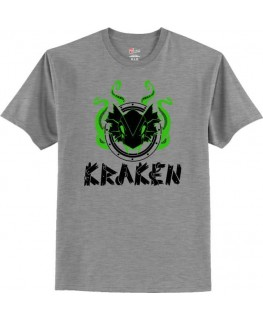 Kraken 2 - gray (youth)