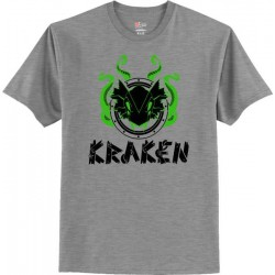 Kraken 2 - gray (adult)