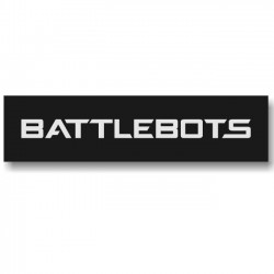 BattleBots Bumper Sticker