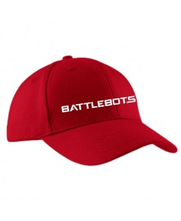 Logo Hat - Red