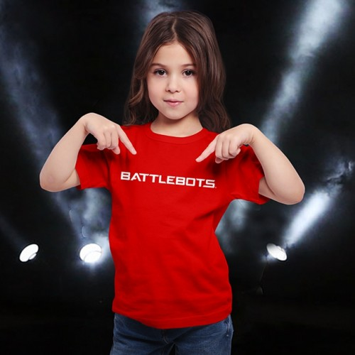BattleBots Youth Shirt – Red