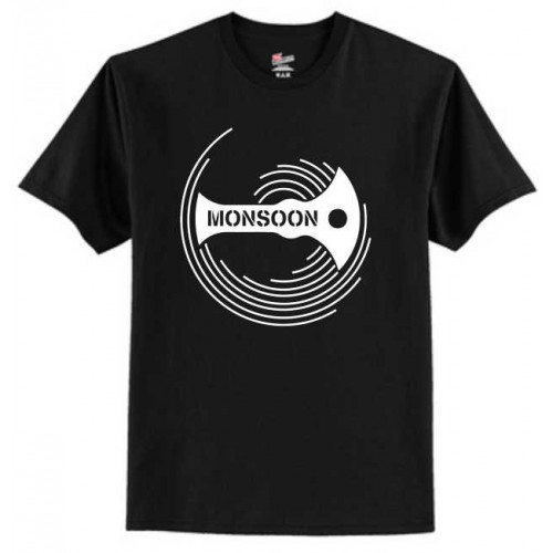 Monsoon - Black (youth)