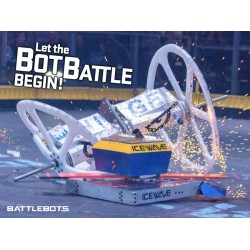 Let the Bot Battle Begin™ - Action Poster