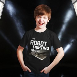 It's Robot Fighting Time™ T-Shirt