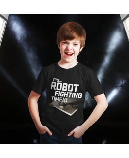 It's Robot Fighting Time® T-Shirt