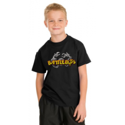 Vintage BattleBots Logo Shirt (Youth)