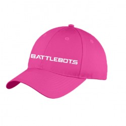 Youth Logo Hat - Pink