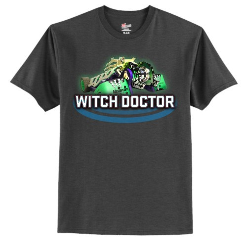 WITCH DOCTOR - BotShirt