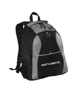 Logo Backpack - Grey