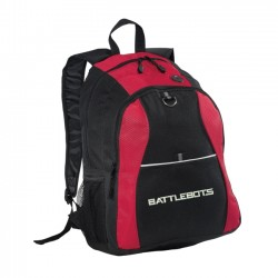 Logo Backpack - Red