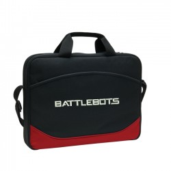 Logo Computer Bag - Red