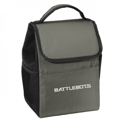 Logo Lunch Bag - Grey