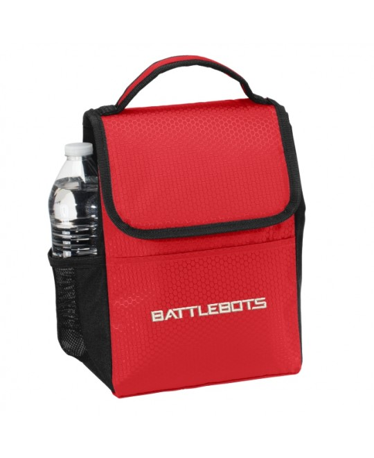 Logo Lunch Bag - Red