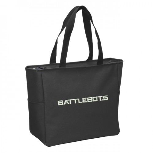 BattleBots Tote Bag - Black