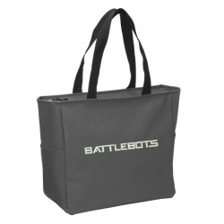 BattleBots Tote Bag - Grey