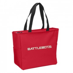 BattleBots Tote Bag - Red