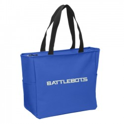 BattleBots Tote Bag - Royal