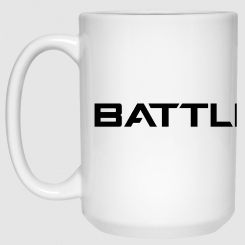 BattleBots Official Mug
