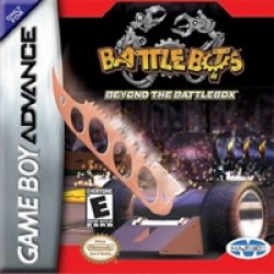 BattleBots Video Game (GBA)