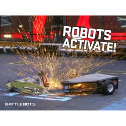 Robots Activate™ - Action Poster #2