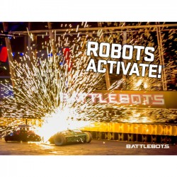 Robots Activate™ - Action Poster #4
