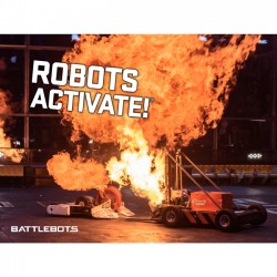 Robots Activate™ - Action Poster #5