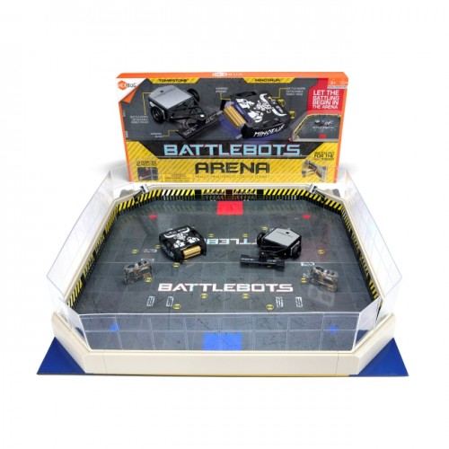 HEXBUG BattleBots Arena (Minotaur and Tombstone)