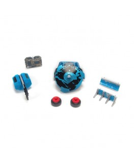 HEXBUG BattleBots Build Your Own Bot (Blue)