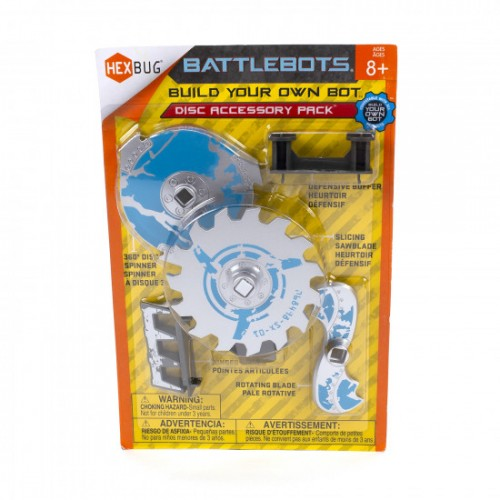 HEXBUG BattleBots Build Your Own Bots - Disc Accessory Pack