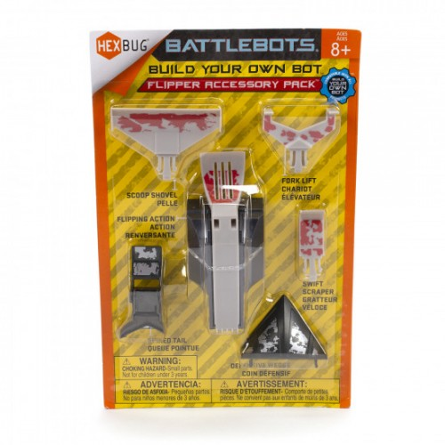 HEXBUG BattleBots Build Your Own Bots - Flipper Accessory Pack