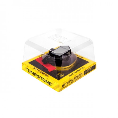 HEXBUG BattleBots Push Strike – Tombstone
