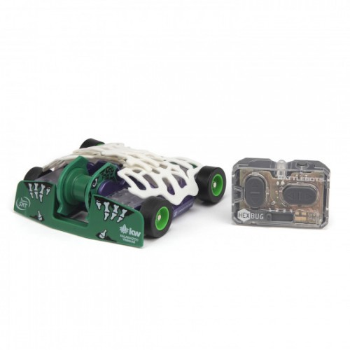 HEXBUG BattleBots Remote Control Witch Doctor 2.0