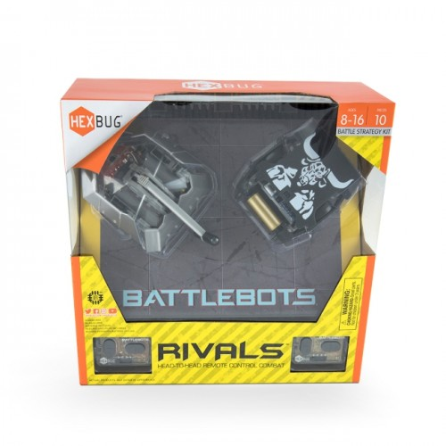 HEXBUG BattleBots Rivals (Beta and Minotaur)