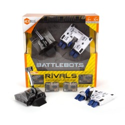 HEXBUG BattleBots Rivals (Blacksmith and Biteforce)