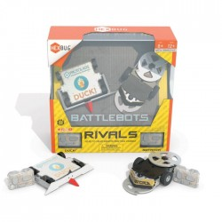 HEXBUG BattleBots Rivals (DUCK! and Rotator)